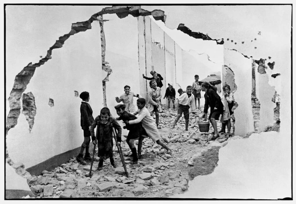 ©Henri Cartier-Bresson