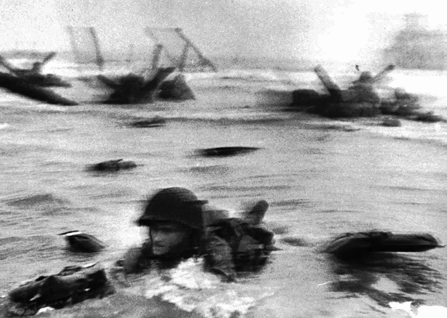 D-Day landings, 1944